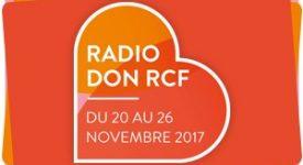 Radio-don pour RCF