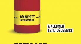 Amnesty recherche 3500 bénévoles pour la vente de ses bougies