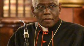 N.D. de Stockel accueillera le cardinal Robert Sarah