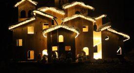 Des crèches sous les étoiles à Nil-Saint-Vincent