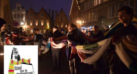 Bruges: du changement dans la formation et une cathédrale «enveloppée»
