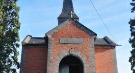 Péronnes : Notre-Dame aux Neiges fermée
