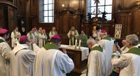 Les évêques belges se sont réunis à Grimbergen