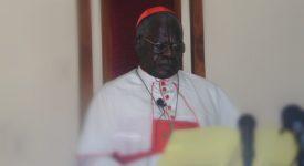 Congo RDC: Le cardinal Monsengwo «plébiscité» pour diriger la transition après Kabila