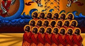 Egypte: Inauguration d'une église dédiée aux 21 martyrs coptes de Daech