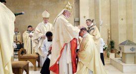 Ordination du premier évêque catholique en Azerbaïdjan