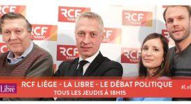 Un nouveau rendez-vous politique sur RCF Liège