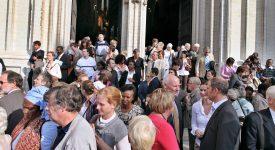 La richesse d'une Eglise mosaïque