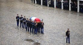 La France et l'Eglise ont rendu hommage à Arnaud Beltrame