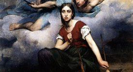 Sainte Jeanne d'Arc, la piété d'une jeune fille