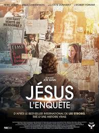 Affiche du film Jésus L'enquête