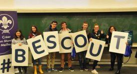 BeSCOUT: prendre conscience de l'impact du scoutisme sur la société