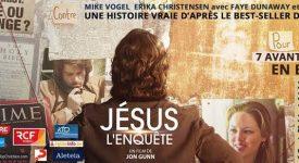 «Jésus l'enquête»: sept avant-premières en Wallonie et à Bruxelles