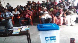 Scrutins électoraux en RD Congo: cap maintenu malgré un titanesque défi d'organisation