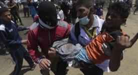 Réprobation tous azimuts après le carnage de Gaza