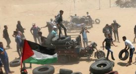 Le CNCD 11.11.11 demande la levée du blocus de Gaza