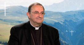 Mgr Harpigny invité de la 'La vie des diocèses' sur KTO