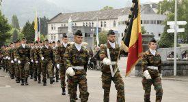 15.000 soldats à Lourdes