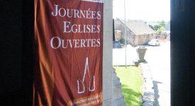 Journées  «églises Ouvertes» 1001 visages