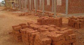 Un collège pour le quartier de Kiri au Burkina Faso.
