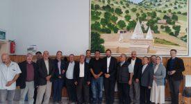 Visite de Mgr Delville au Centre culturel Yézidi de Liège
