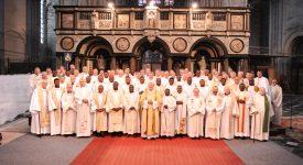 Une journée pour dire merci aux prêtres du diocèse de Tournai