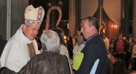 Le Pape accepte la démission de trois évêques chiliens