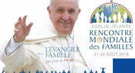 Dublin: la Rencontre des familles articulée autour d'Amoris laetitia