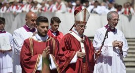 Saint-Pierre et Saint-Paul: «Confesser la foi avec nos lèvres et notre cœur»
