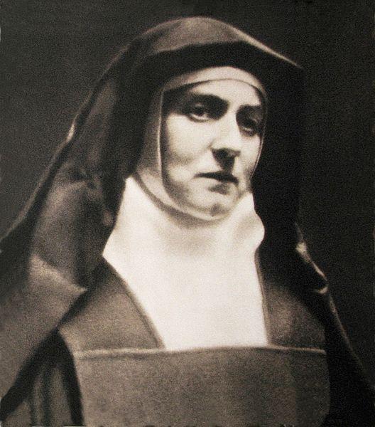 Éphéméride de l'Eglise  - Page 21 Edith_Stein_ca._1938-1939