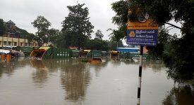 Inde: les églises du Kerala transformées en centres de secours