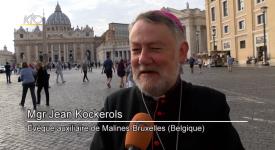 Retour sur le synode des jeunes : Mgr Kockerols en tournée