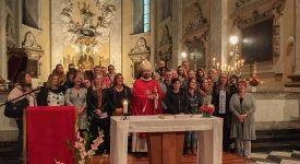 Messe d'envoi à Liège : Lumière et conscience
