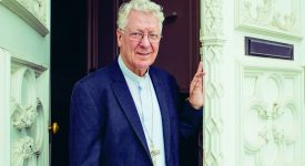 Mgr Luc Van Looy fête ses 77 ans