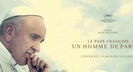 Un film sur le pape François dont les Belges sont privés