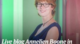 SYNODE des JEUNES: Annelien raconte