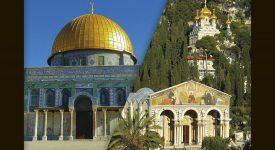 Exploration  JÉRUSALEM, la ville monde