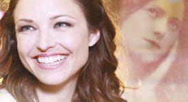 Concert à Jodoigne : Natasha St-Pier chante la petite Thérèse