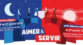 JMJ 2019 – Une nuit blanche solidaire à Bruxelles