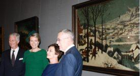 Lancement international de l'année Bruegel