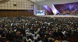 Synode des jeunes : «Vous n'avez pas de prix !»
