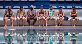 Cinéma : Le grand bain, la bulle légère de Gilles Lellouche