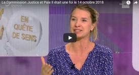 TV – Il était une foi… Justice & Paix en Belgique