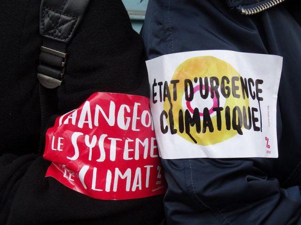 Tous ensemble pour la justice climatique!