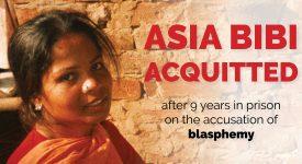 Libération de la chrétienne pakistanaise Asia Bibi : Un avenir toujours incertain