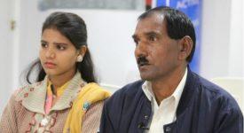 Le mari d'Asia Bibi demande de l'aide au gouvernement italien