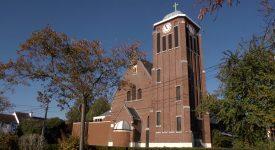 La paroisse de Blocry accueille la messe télévisée