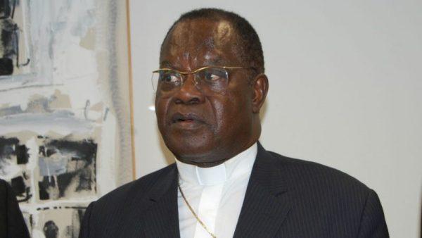 Congo RDC: le pape accepte la démission du cardinal Monsengwo