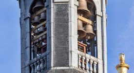 Un carillon de la Paix à Heverlee