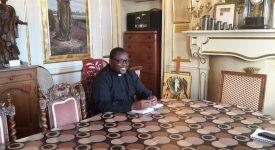 Le père Emmanuel-Marie : une vocation innée